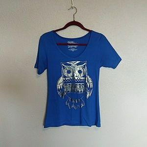 Fifth Sun Golden Owl tee shirt
